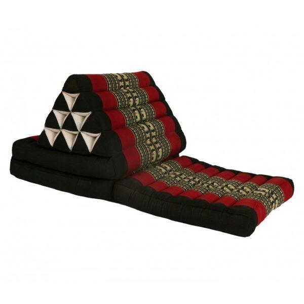 thai-three-fold-triangular-cushion-black-and-red (1)