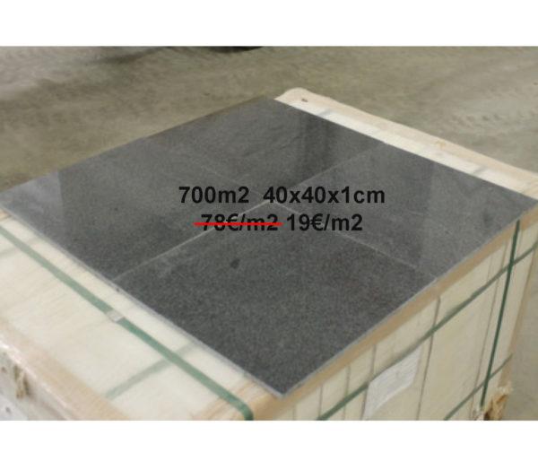 700m2–40x40x1cm