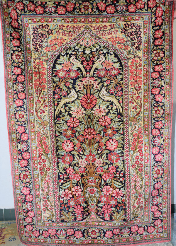 IRAN-GHOM-100-SOIE-12000