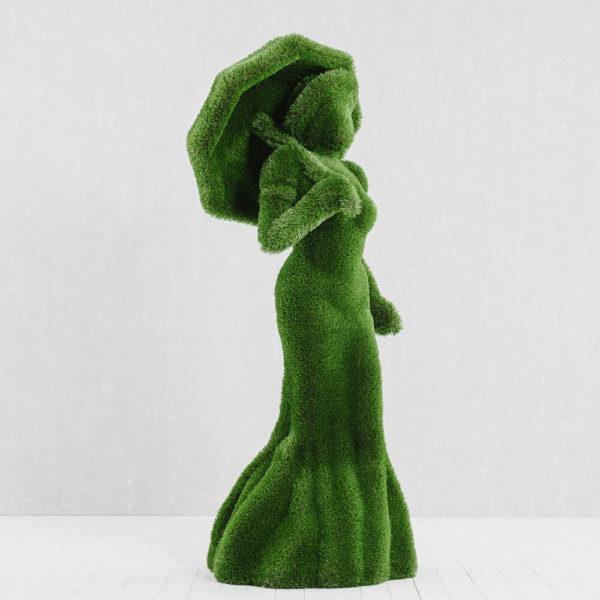 garten-skulptur-frau-mit-regenschirm-topiary-kunststoff-debora_2