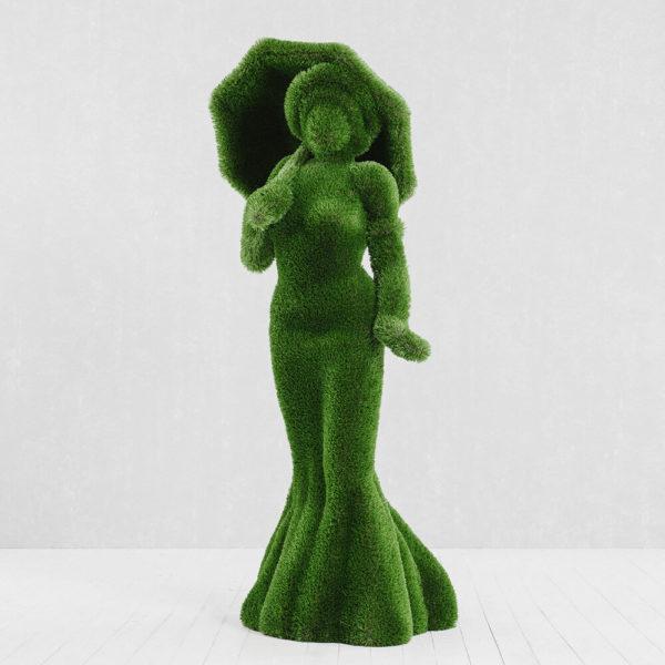garten-skulptur-frau-mit-regenschirm-topiary-kunststoff-debora_6