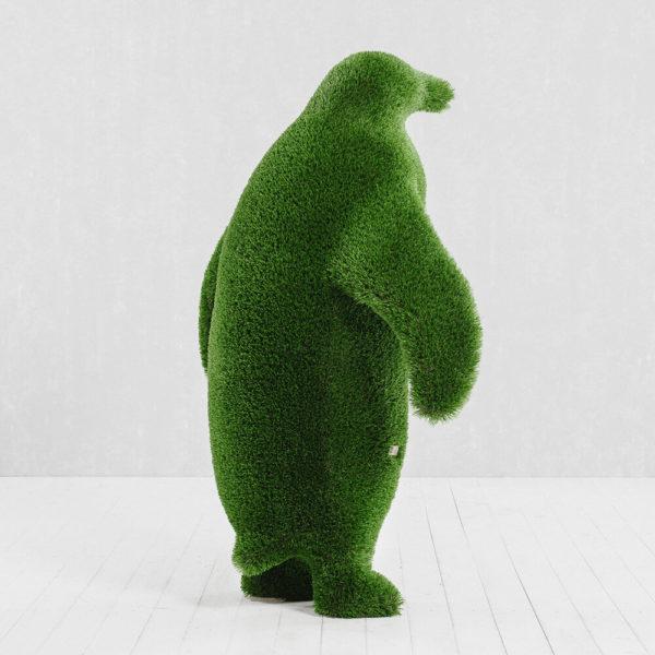 garten-skulptur-pinguin-topiary-gfk-kunstrasen-plum_2