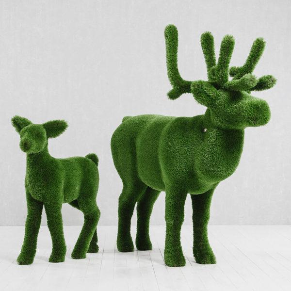 gartenfigur-hirschkalb-topiary-gfk-kunstrasen-henno_6