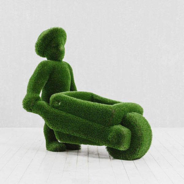 gartenfigur-mann-mit-schubkarre-topiary-kunststoff-uesli_3