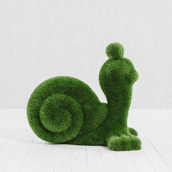 gartenfigur-schnecke-topiary-glasfaserkunststoff-kunstrasen-garry_2