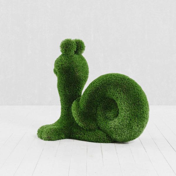 gartenfigur-schnecke-topiary-glasfaserkunststoff-kunstrasen-garry_4