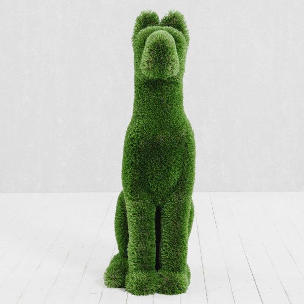 gartenfigur-sitzender-hund-topiary-gfk-kunstrasen-herkol_4