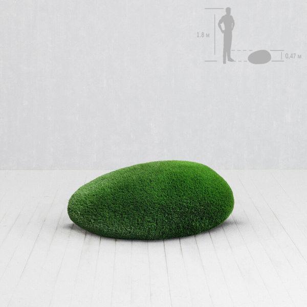 gartenplastik-stein-topiary-gfk-kunstrasen-gruen-zinar