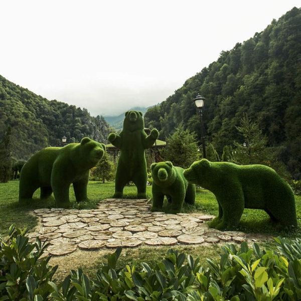 grosse-baeren-skulptur-topiary-glasfaserkunststoff-gruen-ursidae_7
