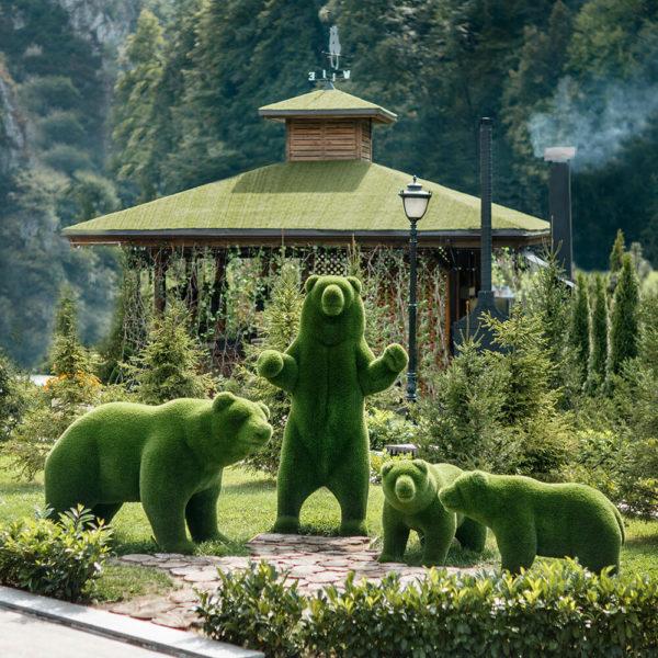 grosse-baeren-skulptur-topiary-glasfaserkunststoff-gruen-ursidae_8