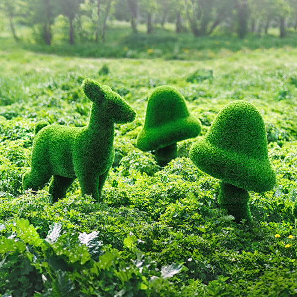 grosse-gartenfigur-pilz-gfk-kunstrasen-topiary-felino_2