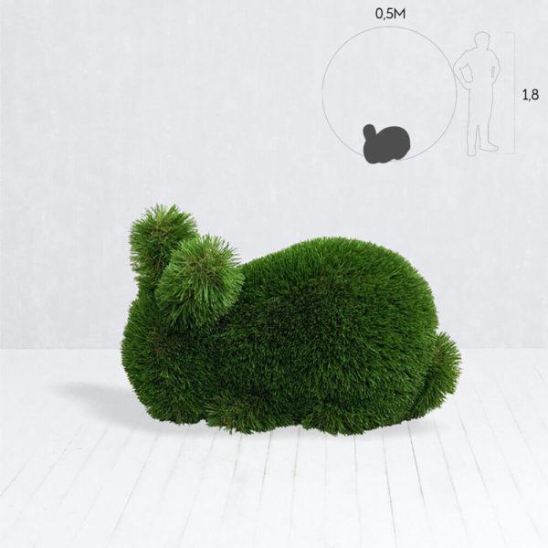 hasenfigur-fuer-den-garten-topiary-gfk-kunstrasen-herta