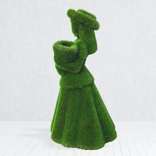 lebensgrosse-gartenfigur-maedchen-mit-blumen-topiary-daike_3