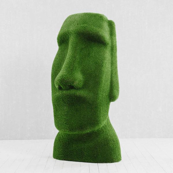 moai-kopf-gartenfigur-topiary-gfk-kunstrasen-idukan_8