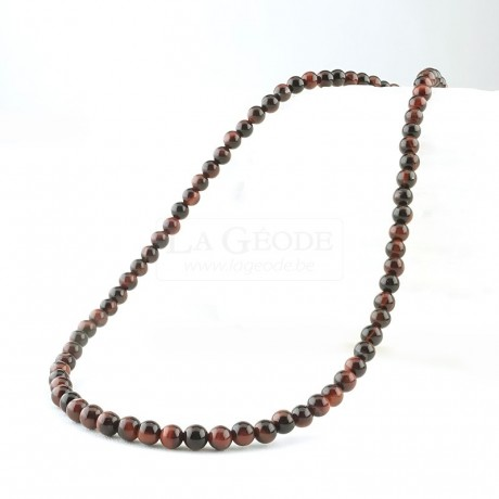oeil-de-taureau-collier-4-mm