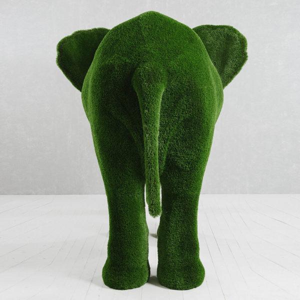 riesige-elefantenskulptur-topiary-kunststoff-gruen-winifred_3
