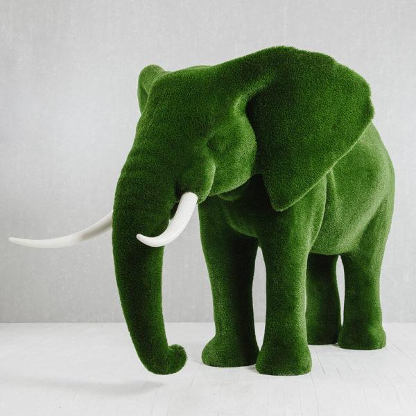 riesige-elefantenskulptur-topiary-kunststoff-gruen-winifred_5
