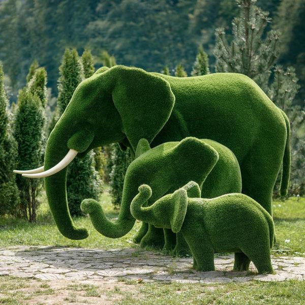 riesige-elefantenskulptur-topiary-kunststoff-gruen-winifred_7