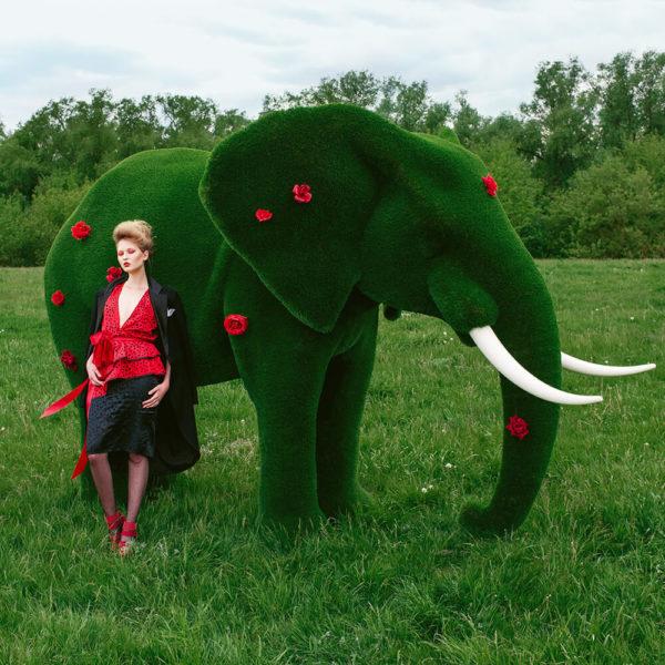 riesige-elefantenskulptur-topiary-kunststoff-gruen-winifred_9