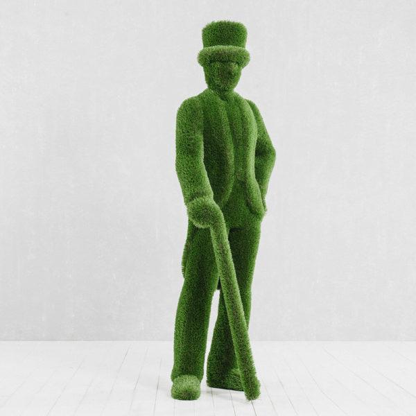 topiary-garten-skulptur-gentleman-gfk-kunstrasen-dagur_2