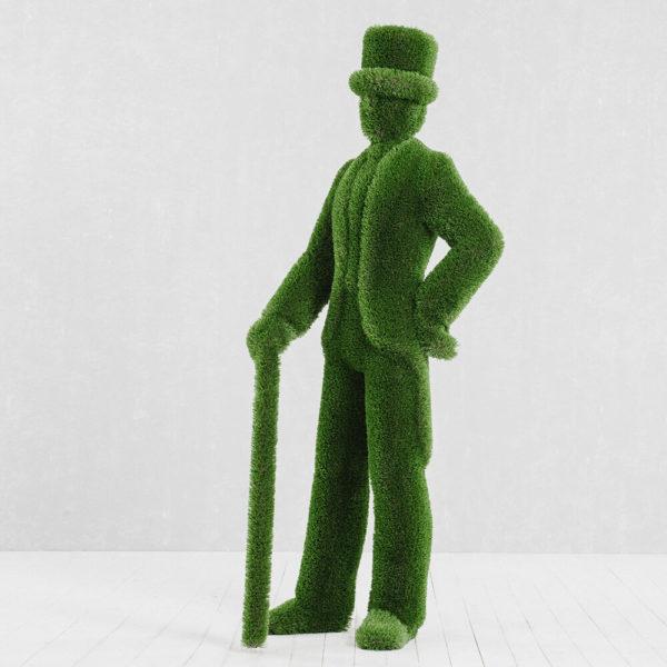 topiary-garten-skulptur-gentleman-gfk-kunstrasen-dagur_7