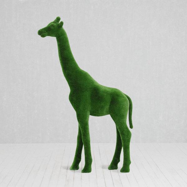 xxl-gartenskulptur-giraffe-lebensgross-topiary-gruen-gustav_3