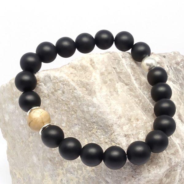 bracelet-homme-en-onyx-et-bois-fossile-pierres-mates (1)