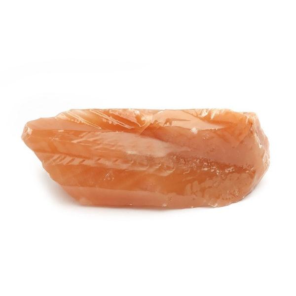 calcite-rouge-morceau-brut